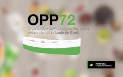 OPP72, cocina de diseño en el programa La Receta de la Semana
