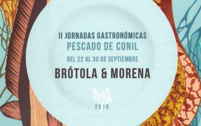 II Jornadas Gastronómicas Pescado de Conil