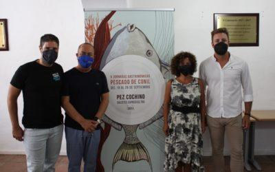 Más de 20 restaurantes implicados en las V Jornadas Gastronómicas del Pescado de Conil